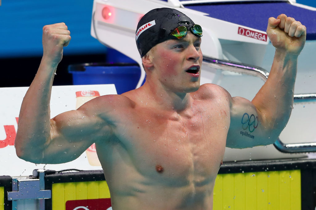 #SJA2017: pool poster boy Peaty has to be ultimate champion