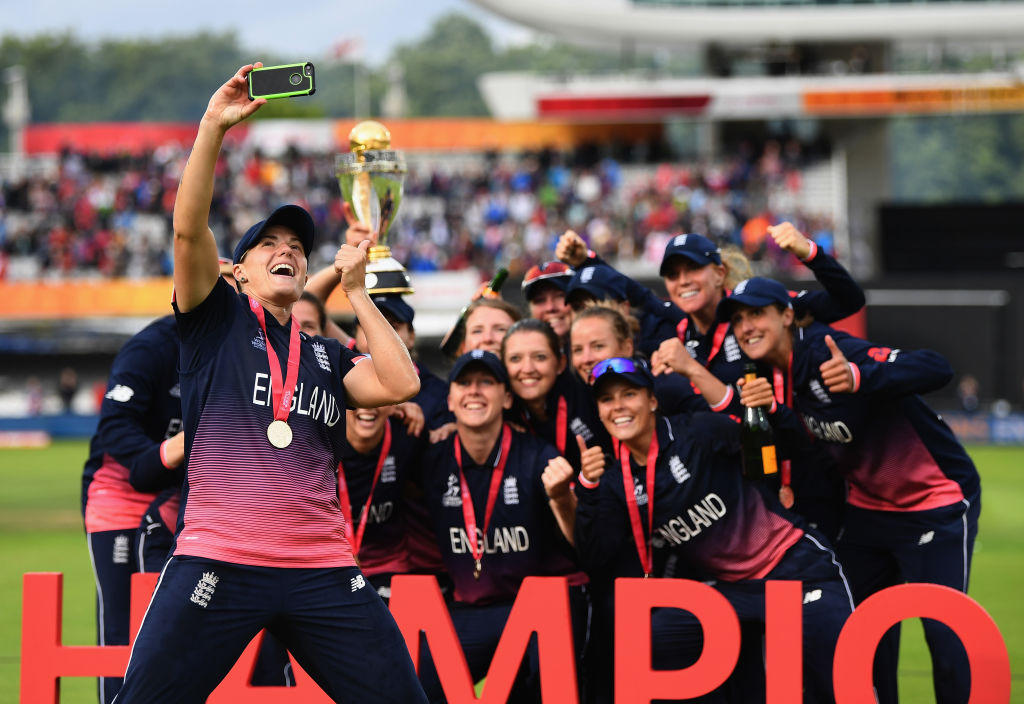 #SJA2017: why England women's world cup winners should be team of year