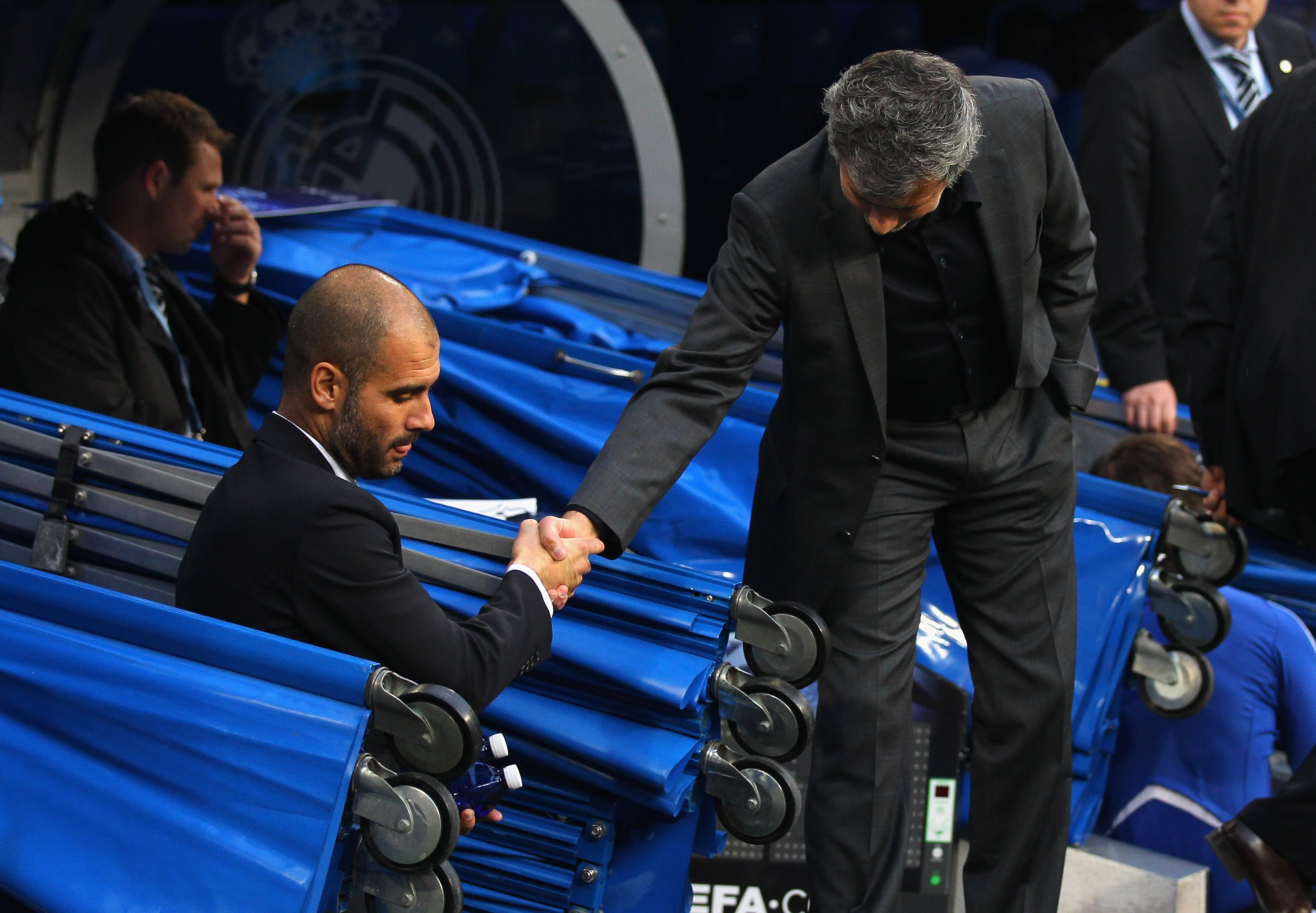 When Pep met Jose…four times in 18 days