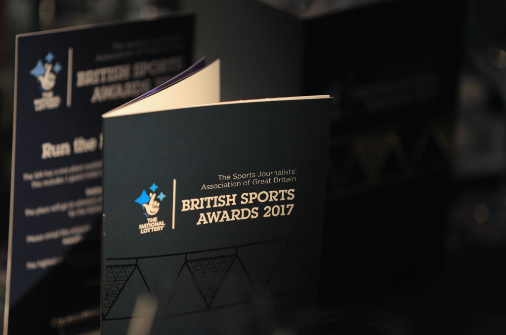 SJA 2017 British Sports Awards in pictures