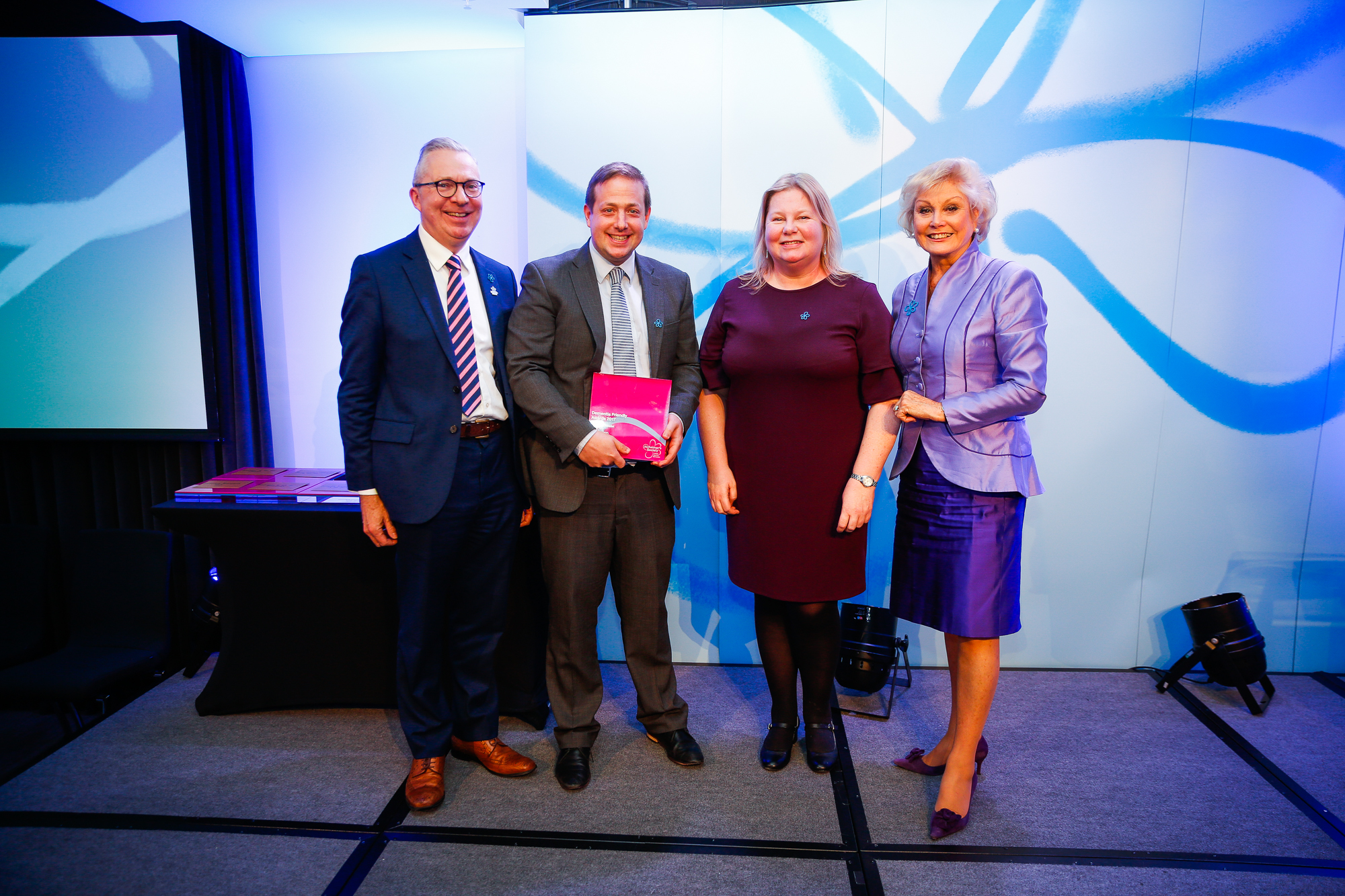 Telegraph's Wilson wins top Alzheimer's Society award