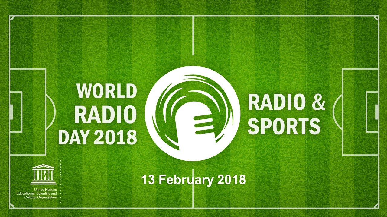 How the professionals can mark UNESCO World Radio Day