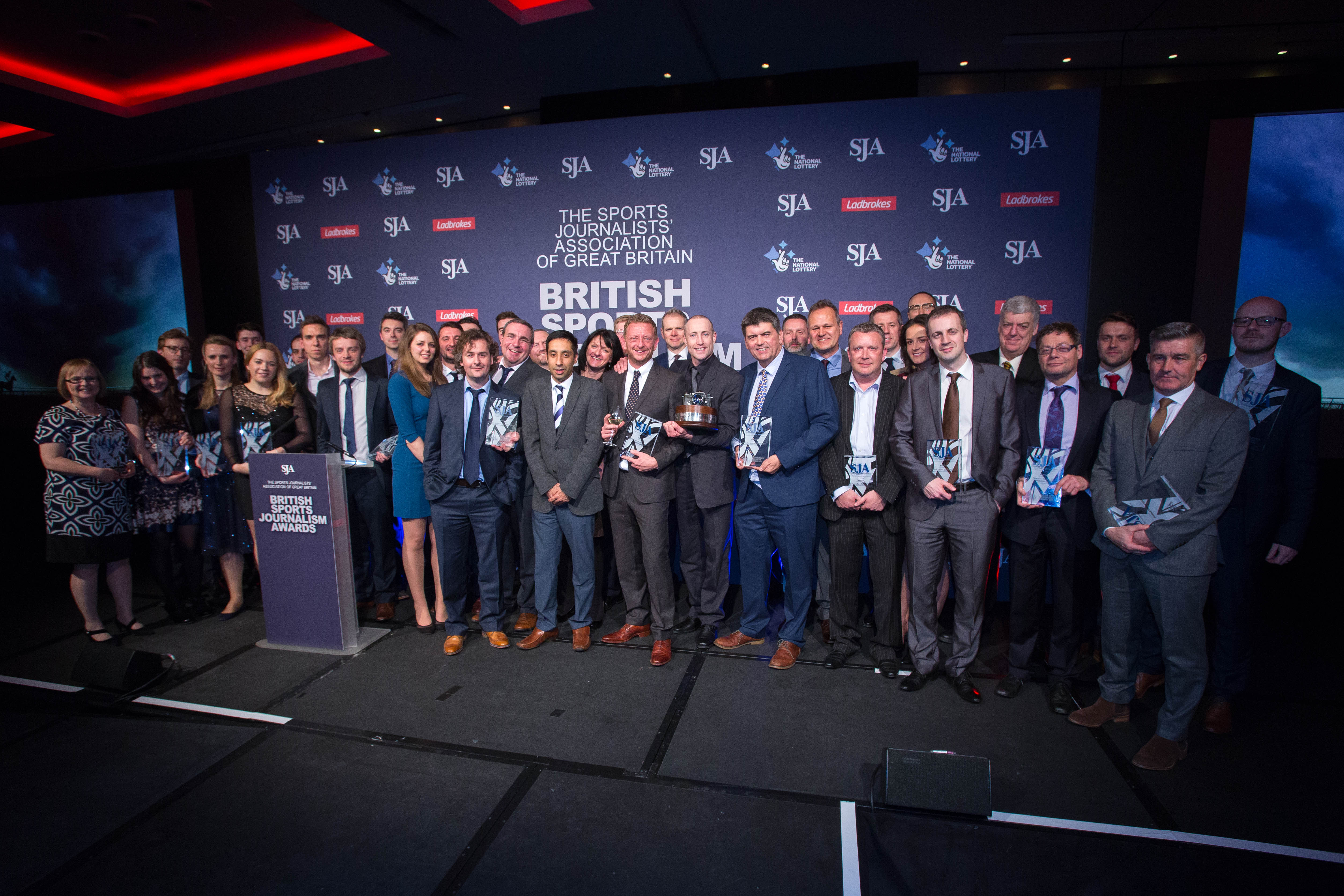Broadcast news: The SJA British Sports Journalism Awards sports broadcasting shortlist