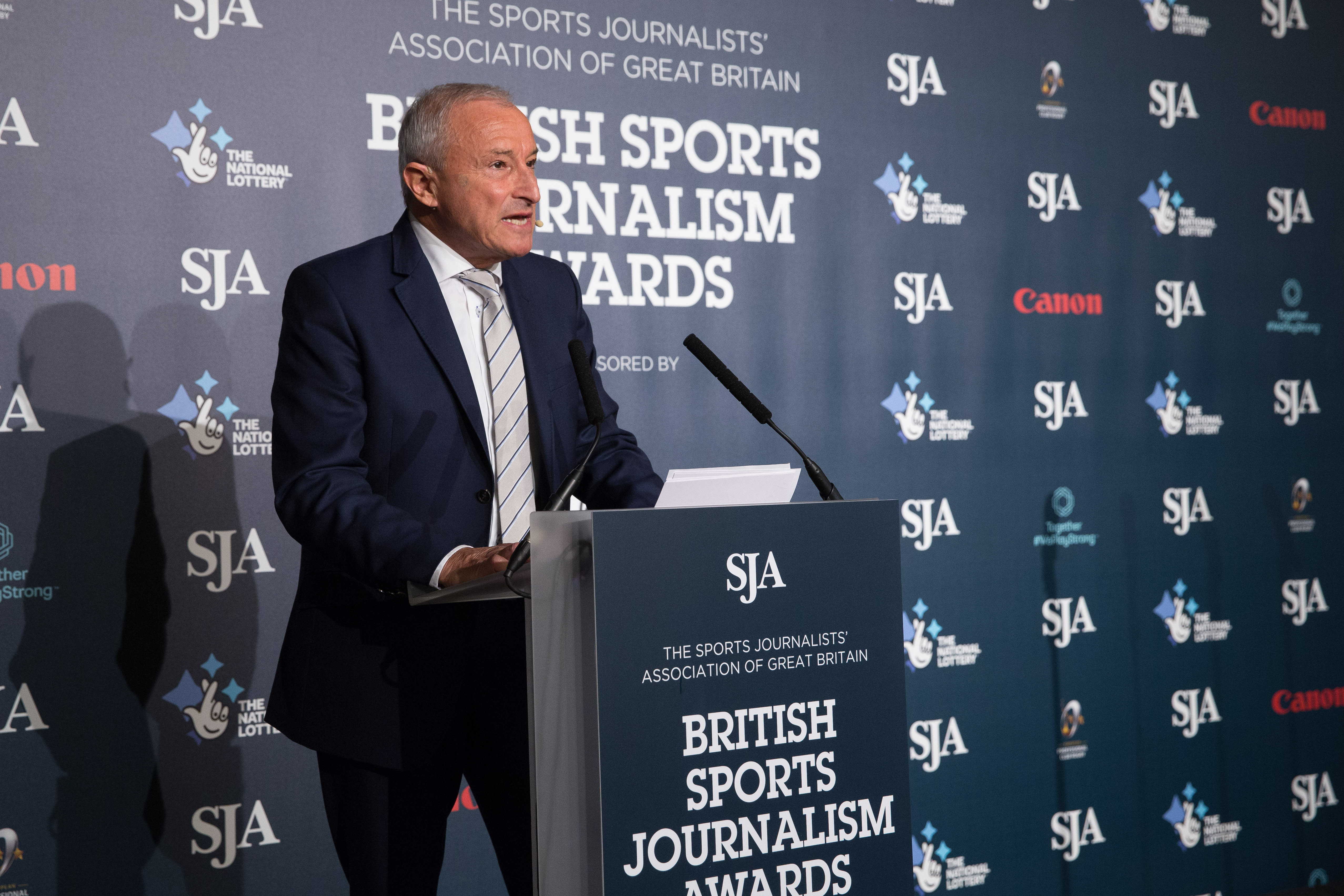New format for sports paper of the year at British Sports Journalism awards