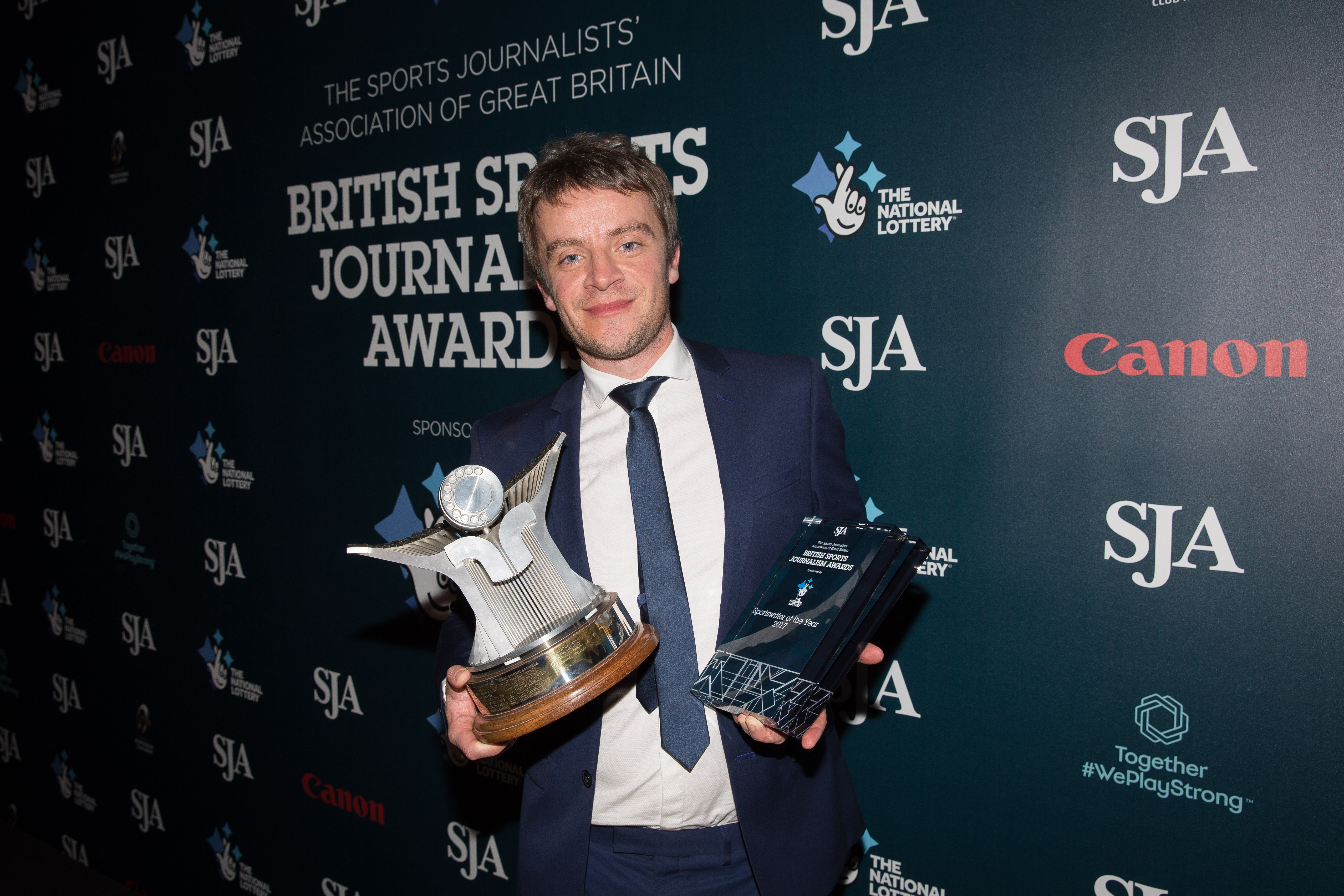 The Guardian's Taylor takes top SJA honour