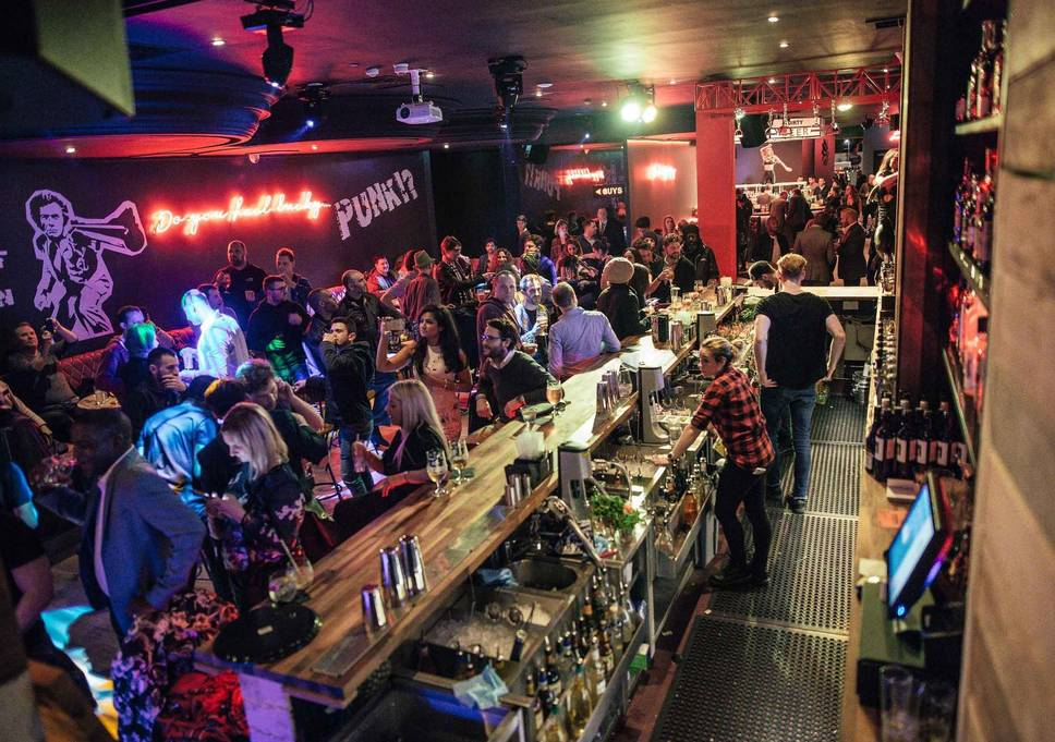 SJA members invited to Dirty Harry's World Cup showcase