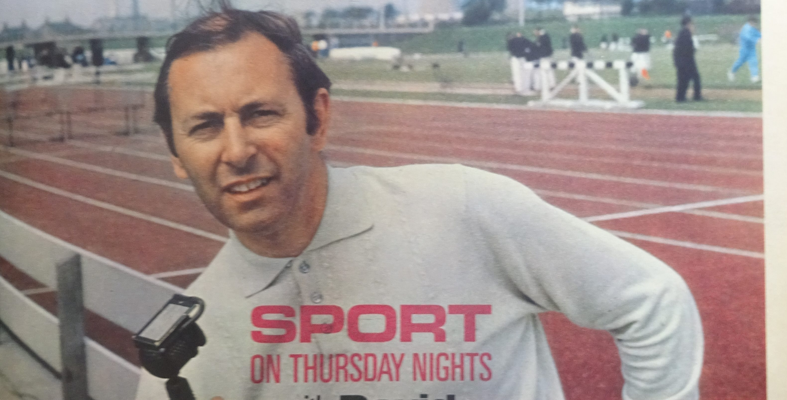 Sportsnight with Coleman, 50 years on