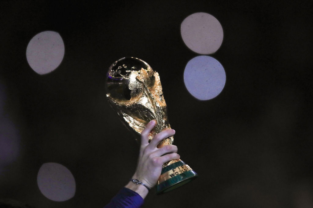 Covered 10 men's FIFA World Cups? You're wanted