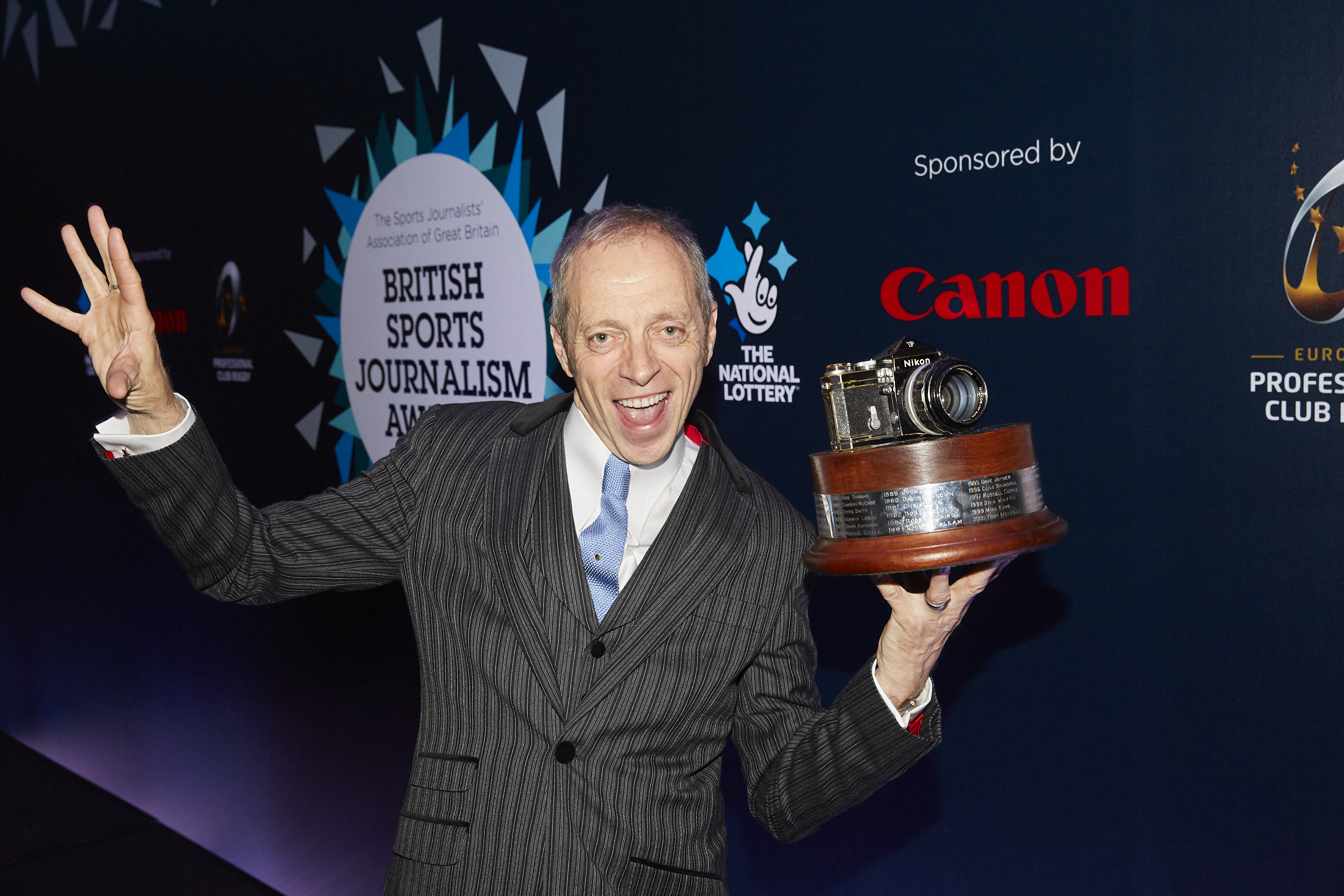 Canon extend sponsorship of British Sports Photographer of the Year Awards to 2021