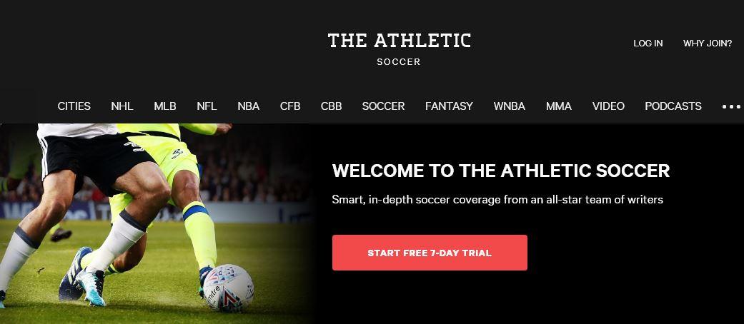 US sport subscription publisher announce UK launch