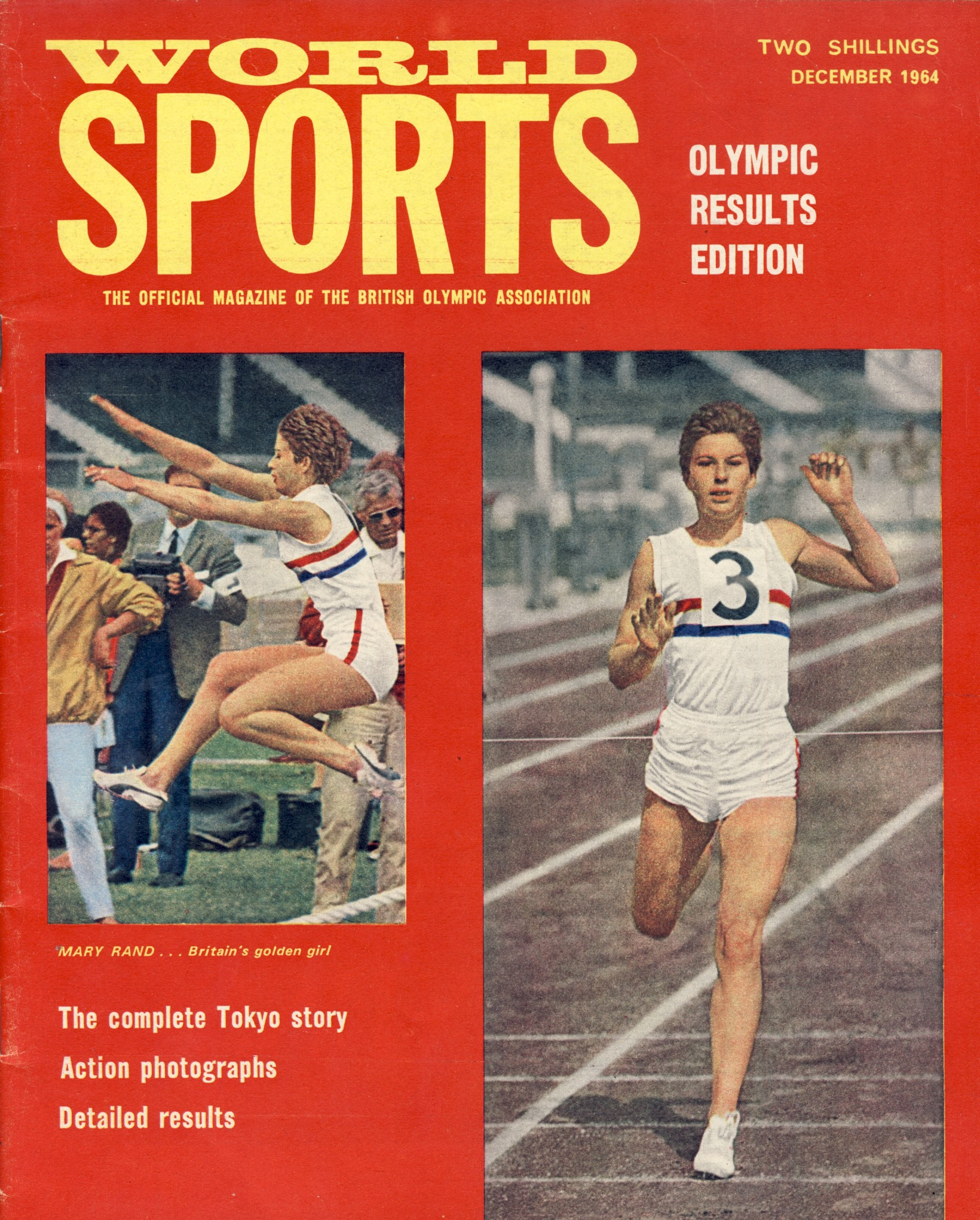 Sixty years since SJA voted for the first sportswoman of the year