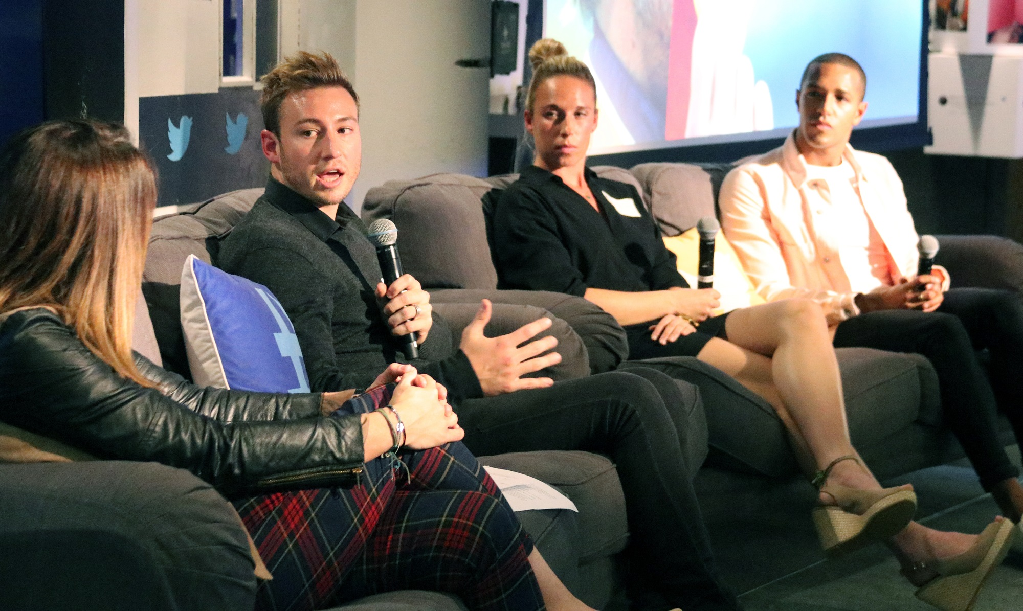 Olympians back Sports Media LGBT+'s #AuthenticMe event