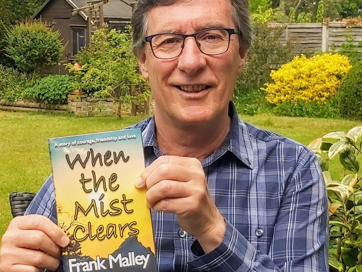 Former PA chief sports writer Malley switches to fiction – royalties to charity