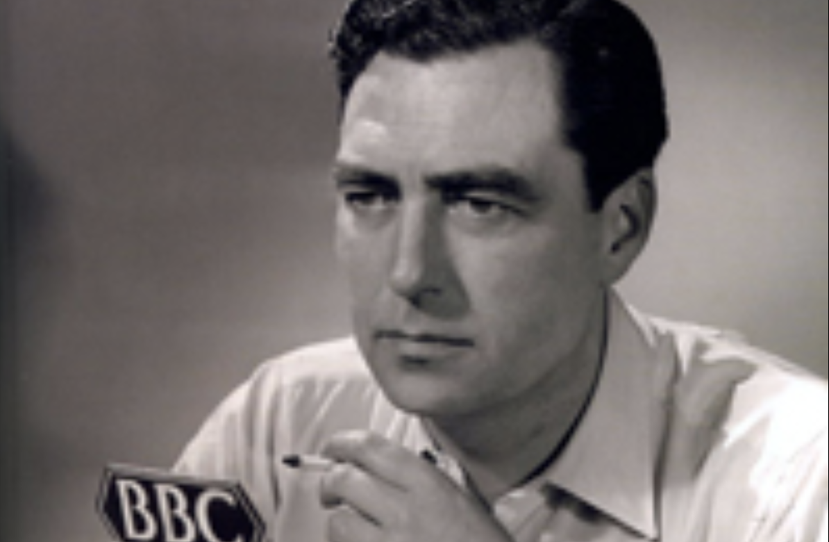 Forty summers on and Arlott remains the voice of cricket