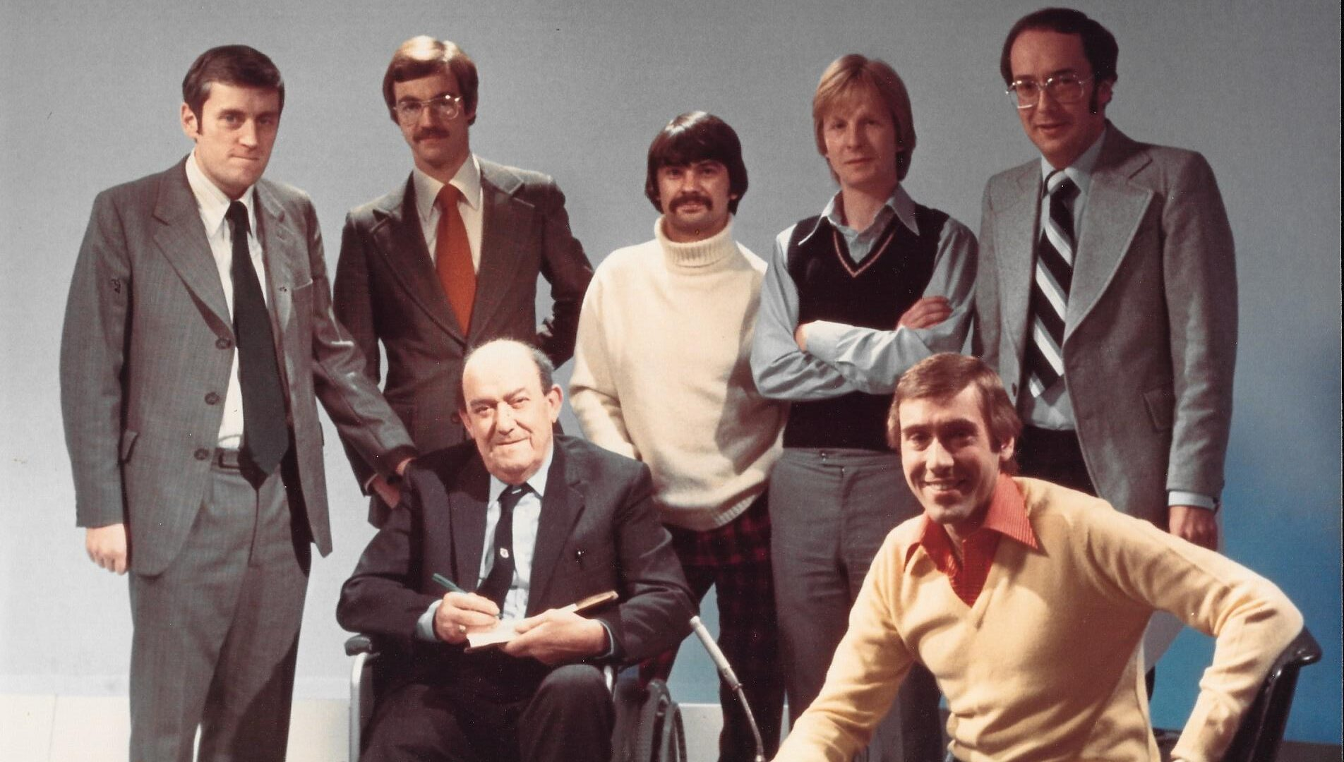 RIP John Wilford – the man who brought Clough and Revie together in TV special