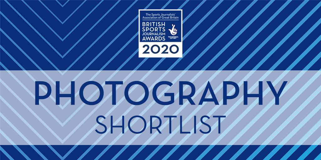 SJA British Sports Journalism Awards 2020: photography shortlist