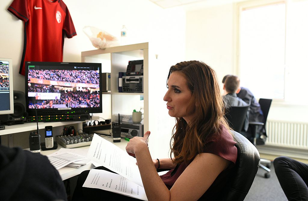 Why angry French women sports journalists say enough is enough